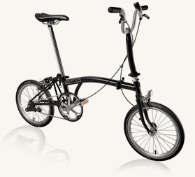 Wina brompton bicycle