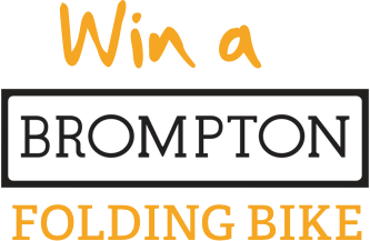Win a brompton bicycle