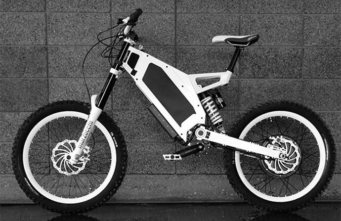 50mph Electric Bicycle For Commuting