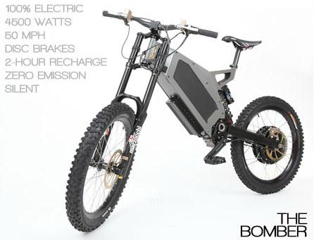 Fastest Electric Bike >> 50mph Electric Bicycle For Commuting