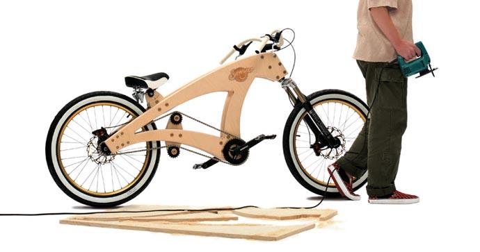 flat pack bike