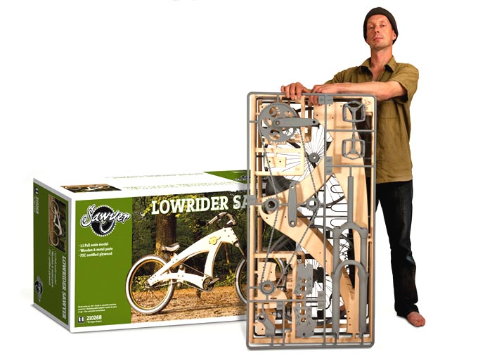 flat pack bicycle