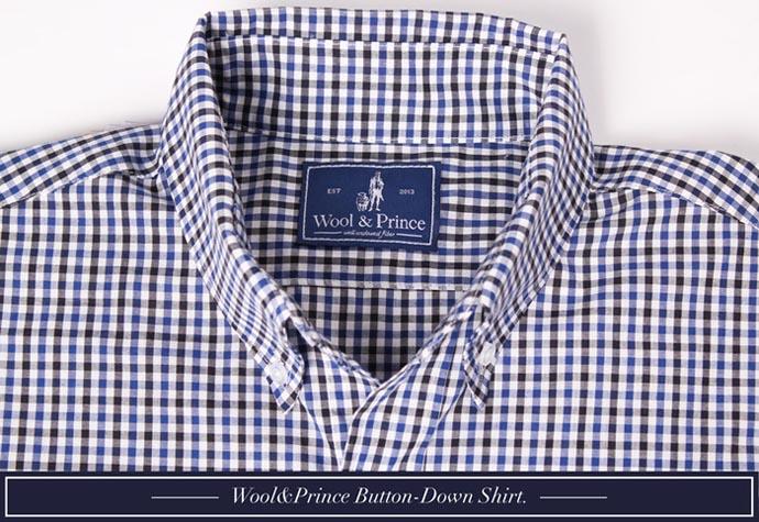 wooland prince shirt