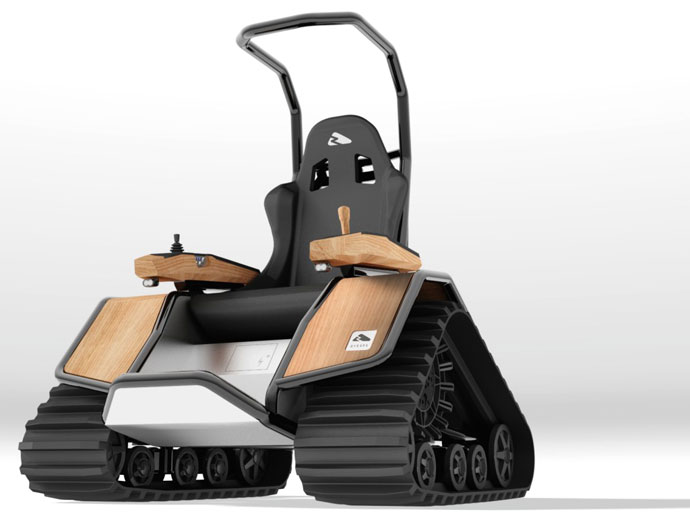 ziesel mobility scooter