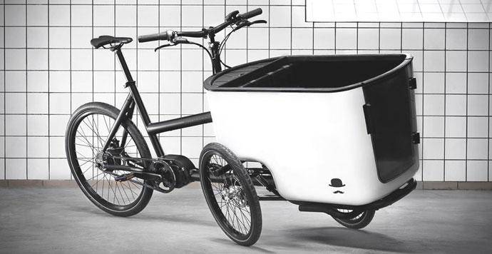 MK1 cargo trike