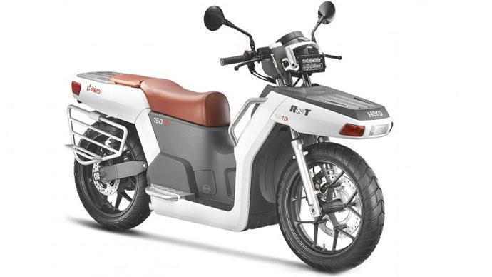 RNT motorbike