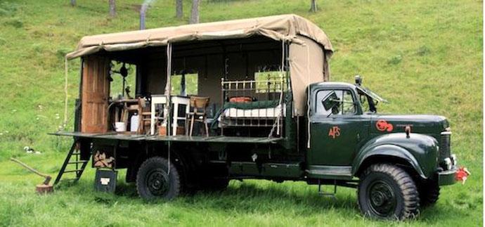 Beermoth camper vans