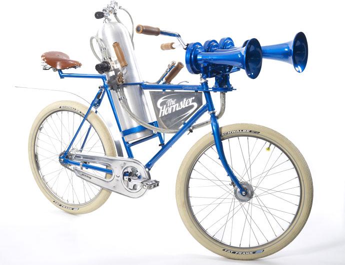 The Hornster bike