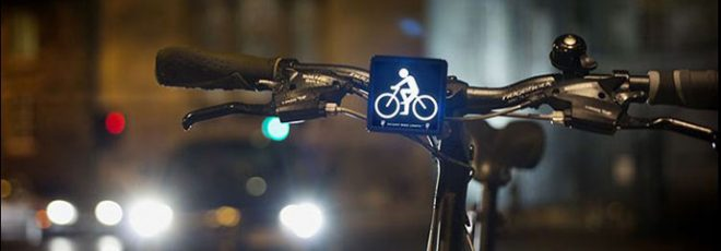 Brainy Bike Light