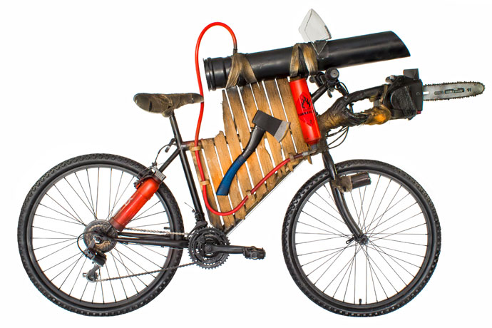 Zombie-proof bike ETA