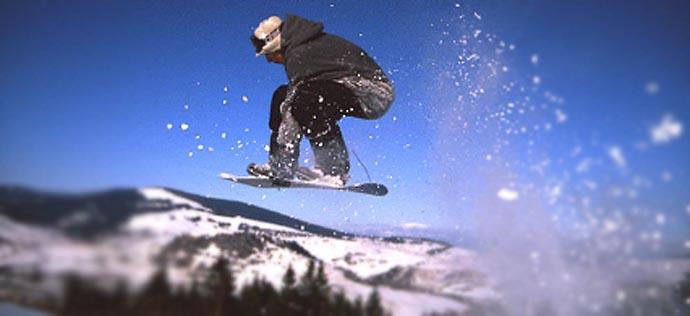 ski winter sports cover