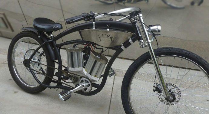 Juicer 36 e-bike