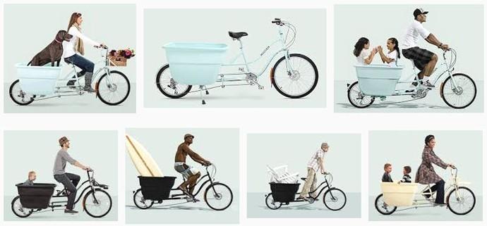 electric bicycle grants, Madsen cargo bike