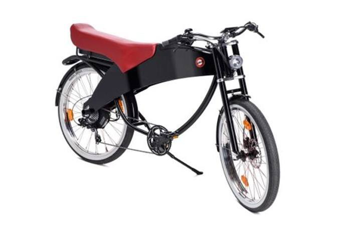 Lohner Stroler electric bicycles