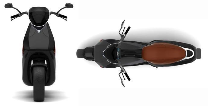 AppScooter electric scooter