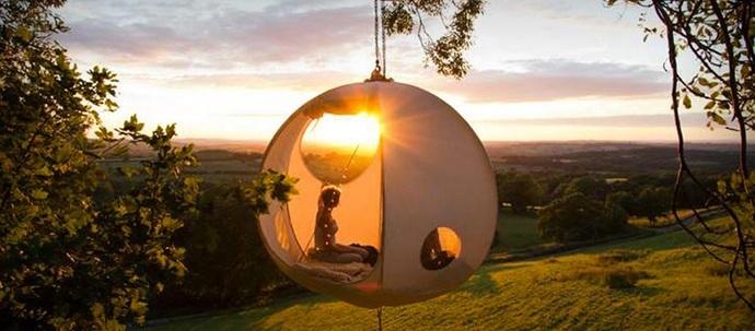 Roomoon tent