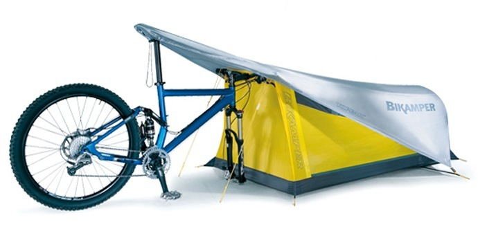 bikamper bicycle tent
