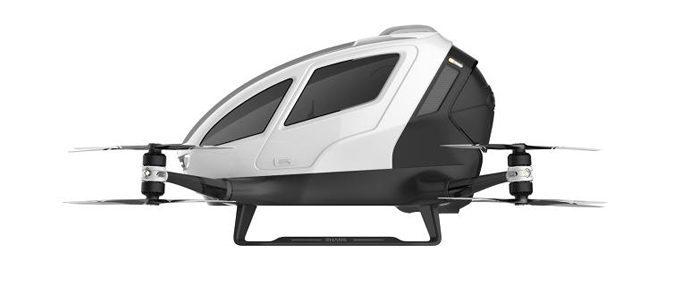 taxi drones