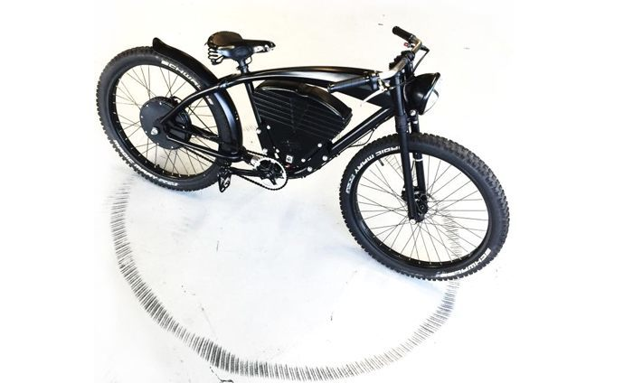 electric bicycle e-tracker