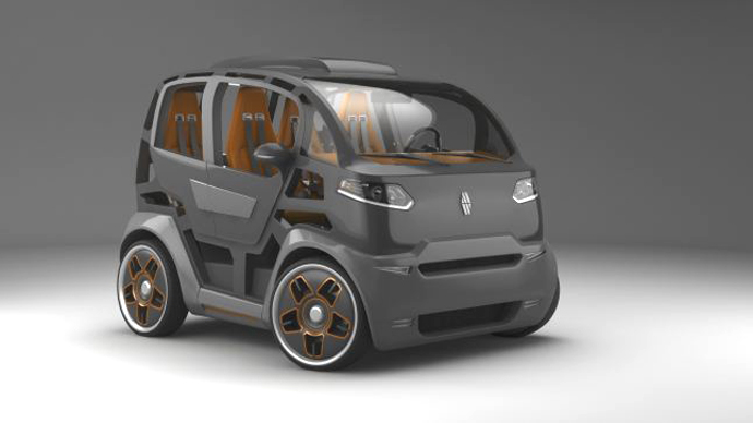 mirrow city car