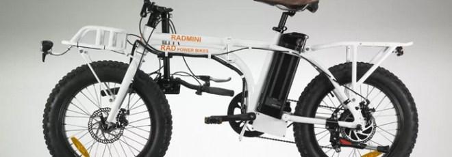 radmini electric bicycle