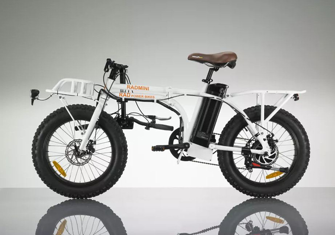 Ultimate Urban Electric Bicycle Radmini