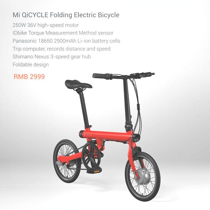 Five radical electric folding bikes
