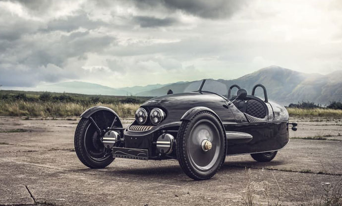 Morgan electric car