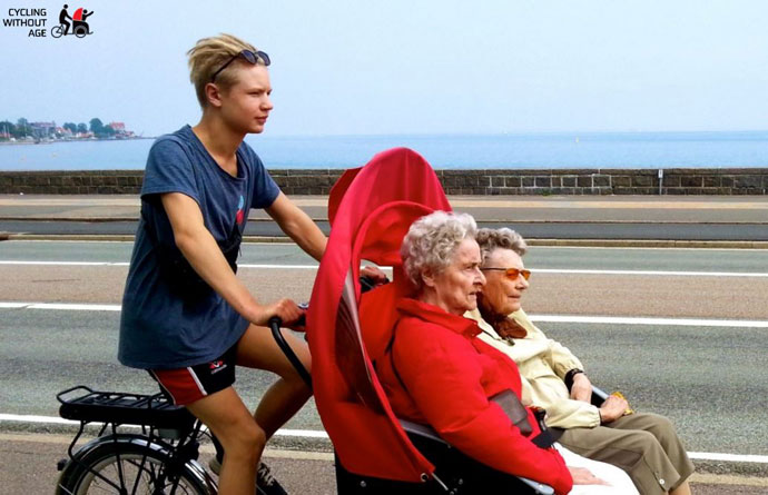 ageless cycling
