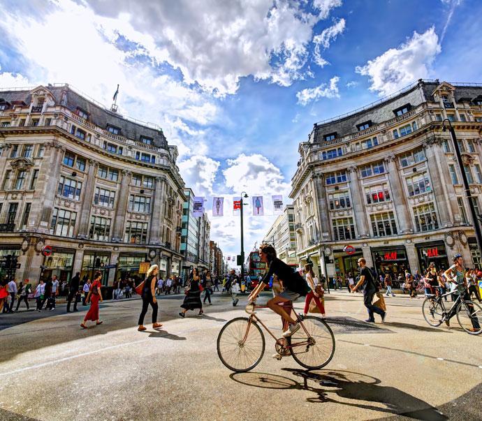 car free capital cities