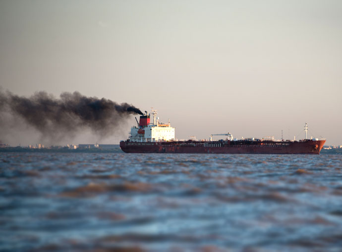 emissions from shipping