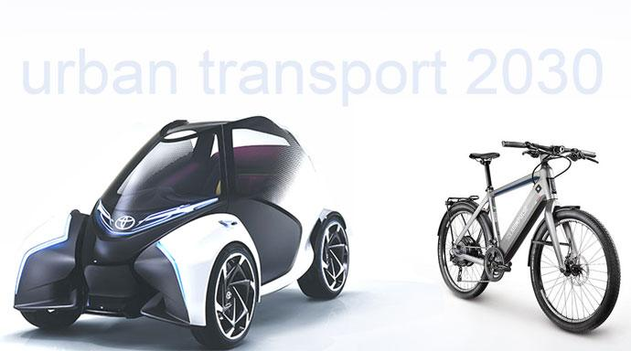 urban transport 2030
