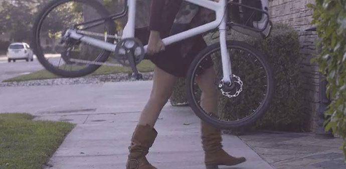 volta electric bicycle