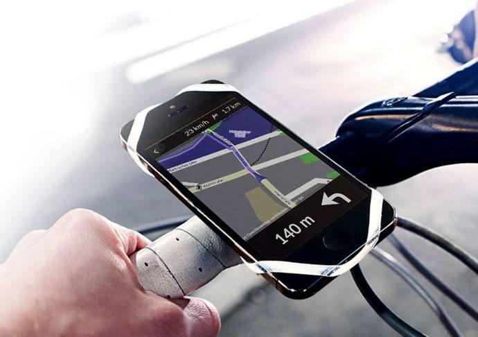 finn universal smartphone mount