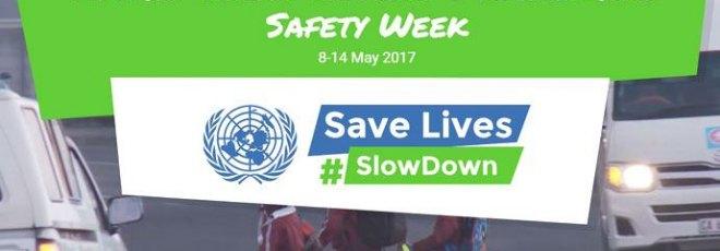 UN Road Safety Week 2017