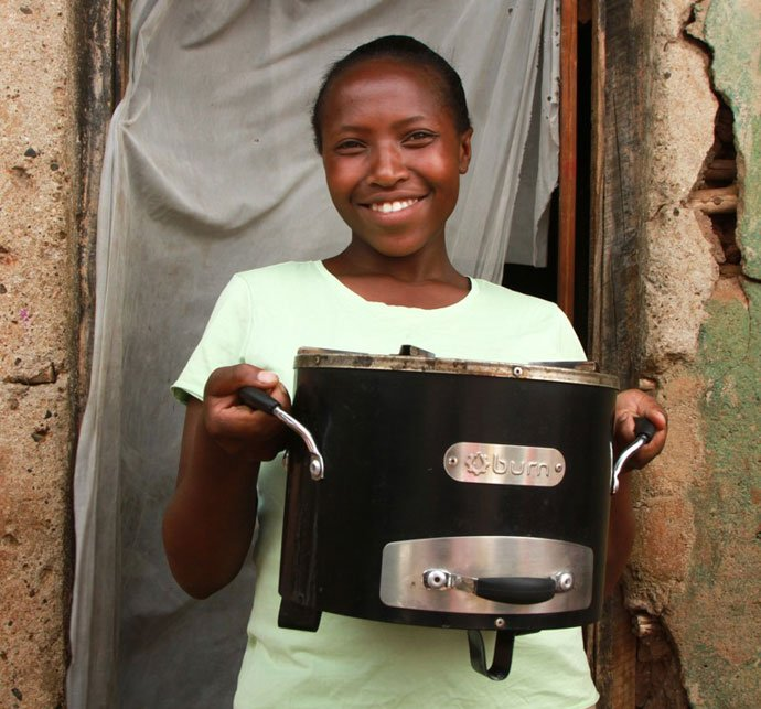clean stoves for kenya, campaigning