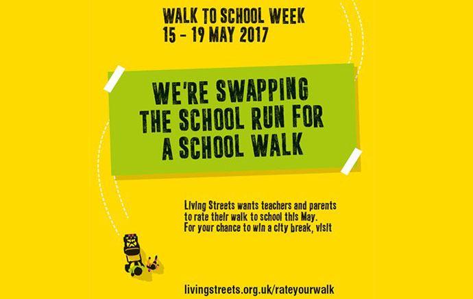 walk to school week 2017