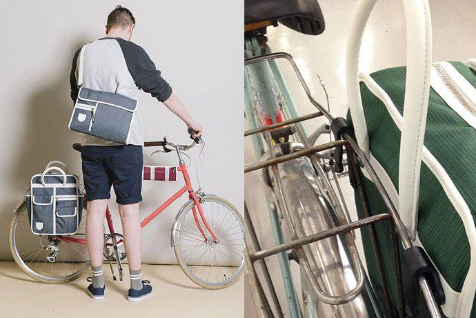 bicycle picnic bag