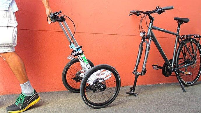 trego cargo bike