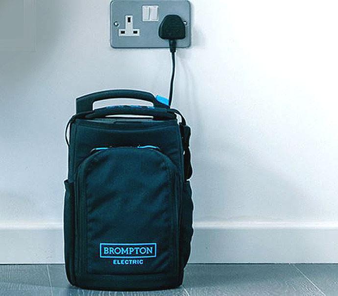 electric brompton