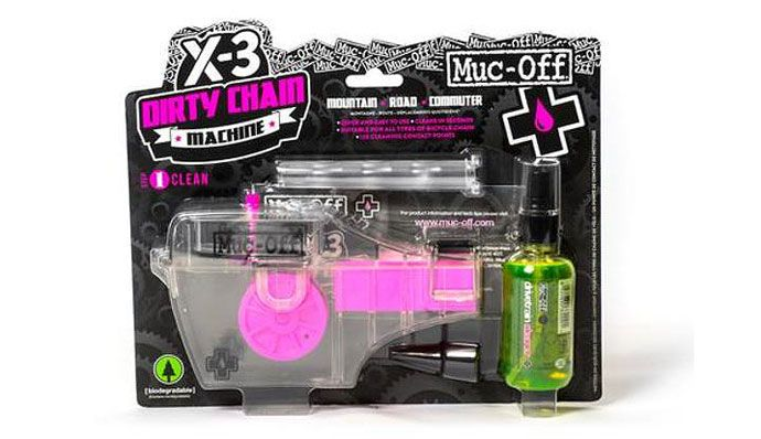 muc-off chain-cleaning machine