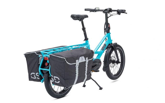 tern GSD small-wheeled utility bicycle