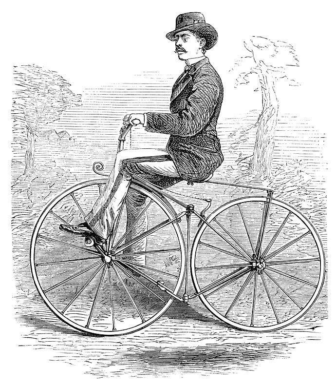 boneshaker bicycle