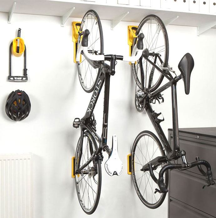 cycloc bicycle storage hanger