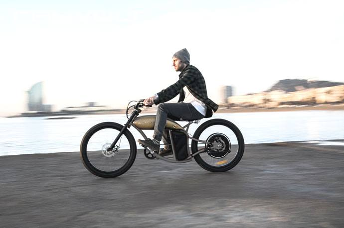 coolest electric bicycle