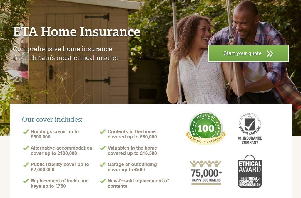 ETA home insurance