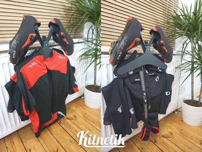 kitnetik cycling clothes rack