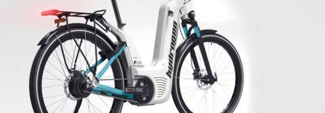 alpha fuel cell bicycle