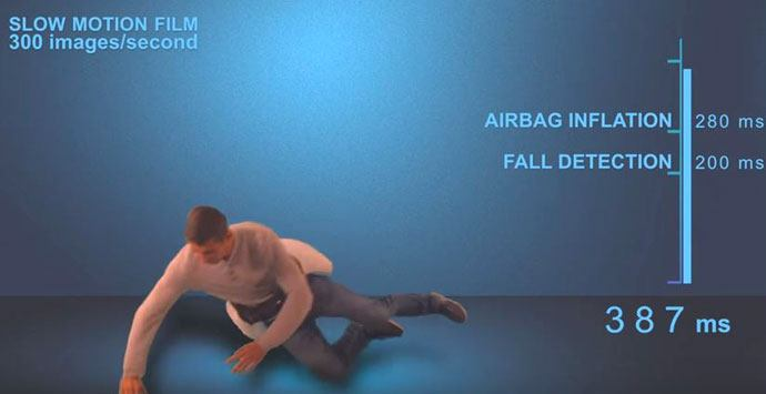 airbag for people