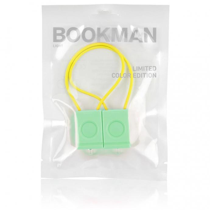 Bookman lights